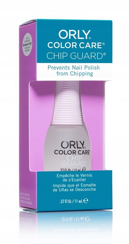 ORLY Color Care Chip Guard - top 3w1