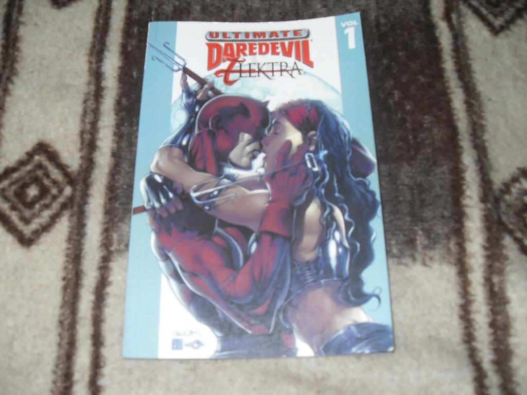 Ultimate Daredevil & Elektra vol. 1 TP