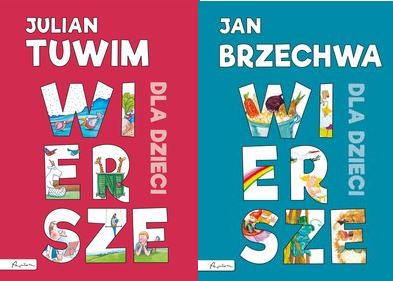 Julian Tuwim Jan Brzechwa Wiersze Dla Dzieci