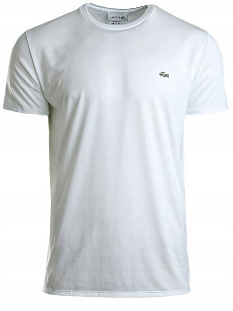T-shirt męski Lacoste TH6709-001 - XXL