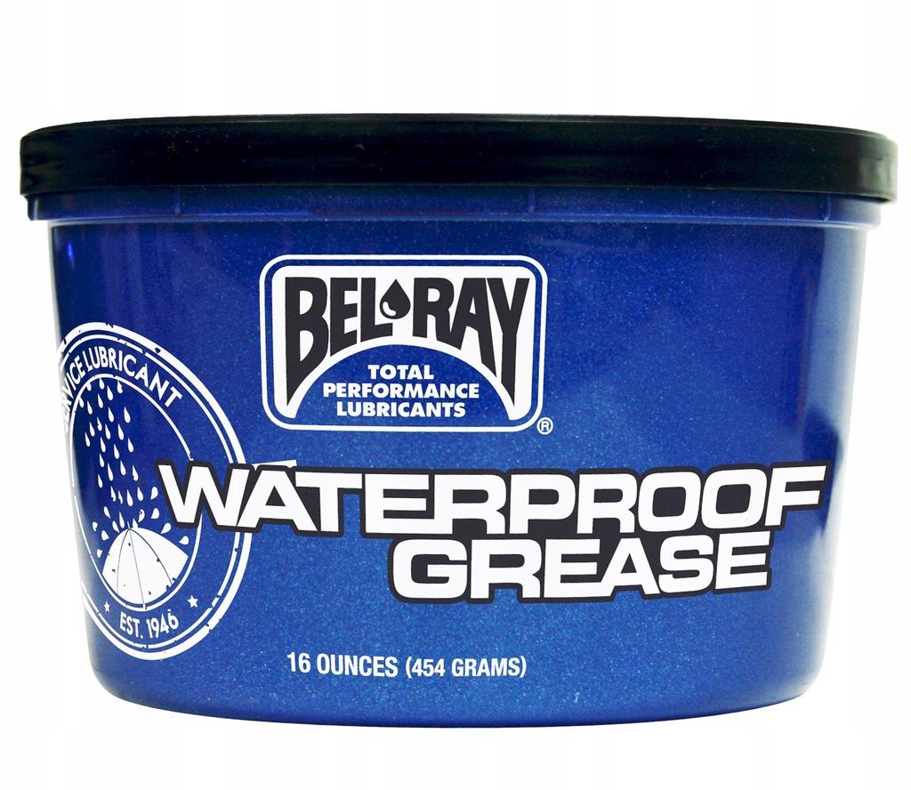 BEL-RAY SMAR WODOODPORNY WATERPROOF GREASE 454g