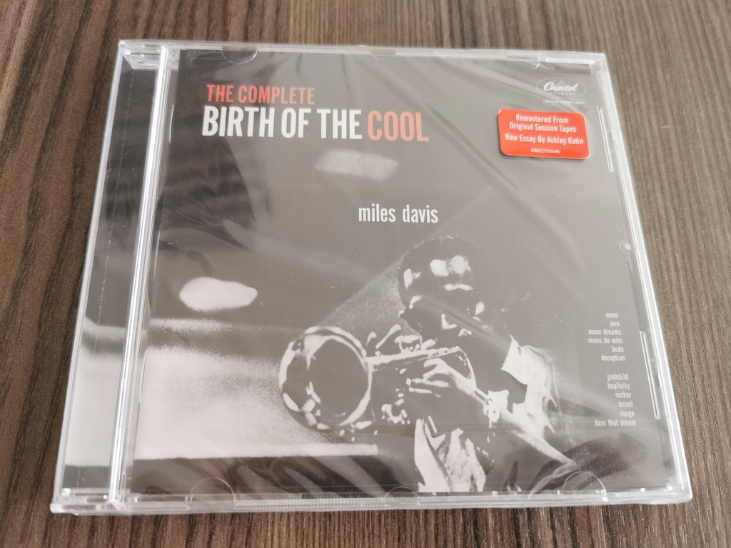 MILES DAVIS The Complete Birth Of The Cool NOWA
