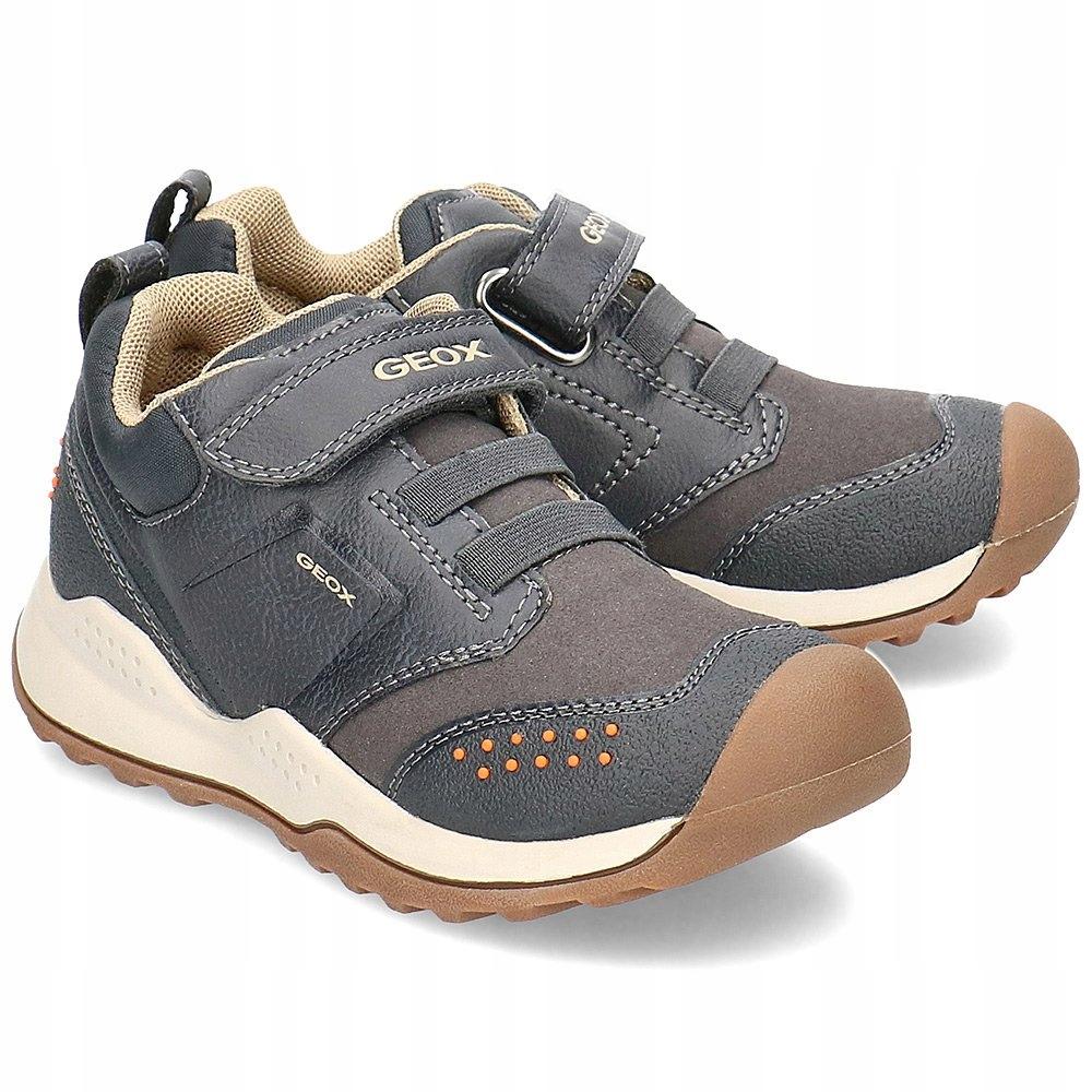 Geox Teram Sneakersy J94ADA 0MEAF C4218 R.31