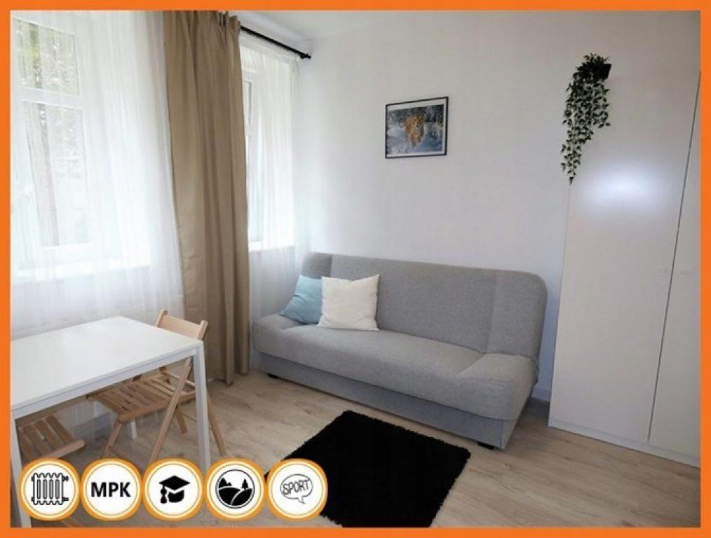Mieszkanie, Poznań, Wilda, 21 m²