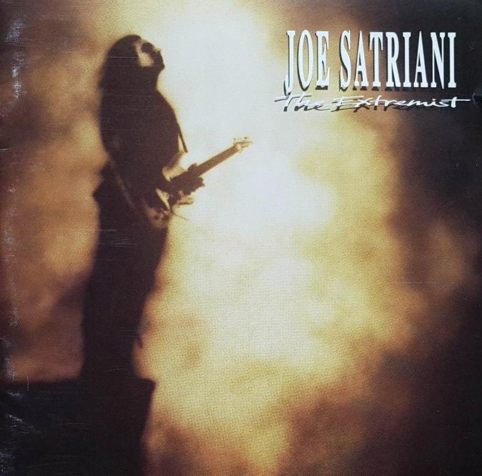 Joe Satriani - The Extremist / cd wyd. USA 1992