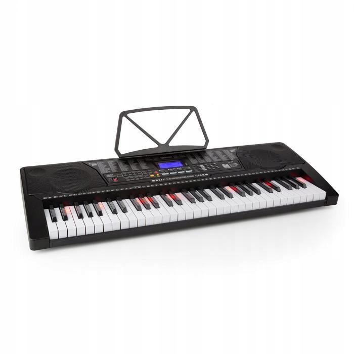 Schubert Etude 225 Keyboard Organy 61 klawiszy USB
