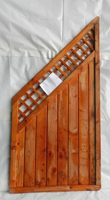 Płot osłonowy Classic 90x180/90 cm Werth-Holz