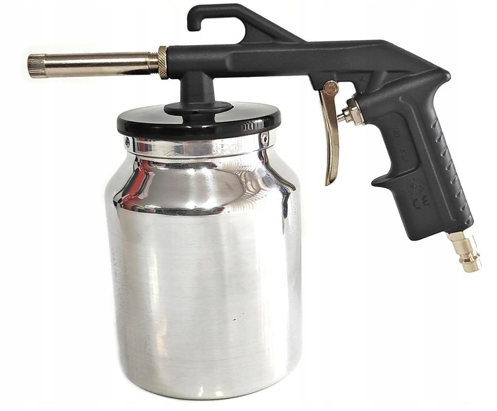 Pistolet do piaskowania ze zbiornikiem 65