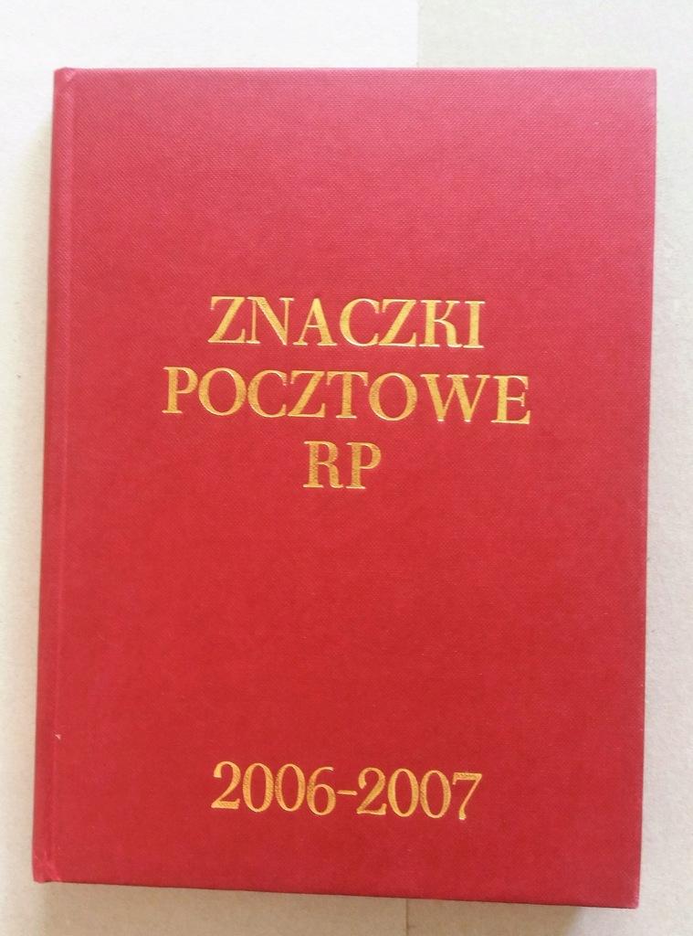 Znaczki w klaserach jubileuszowych ** 2006-07