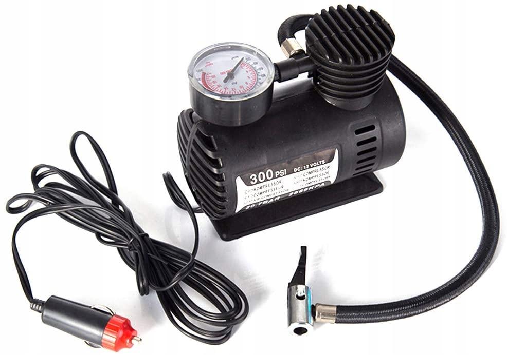 KKmoon Mini pompa elektryczna do samochodu