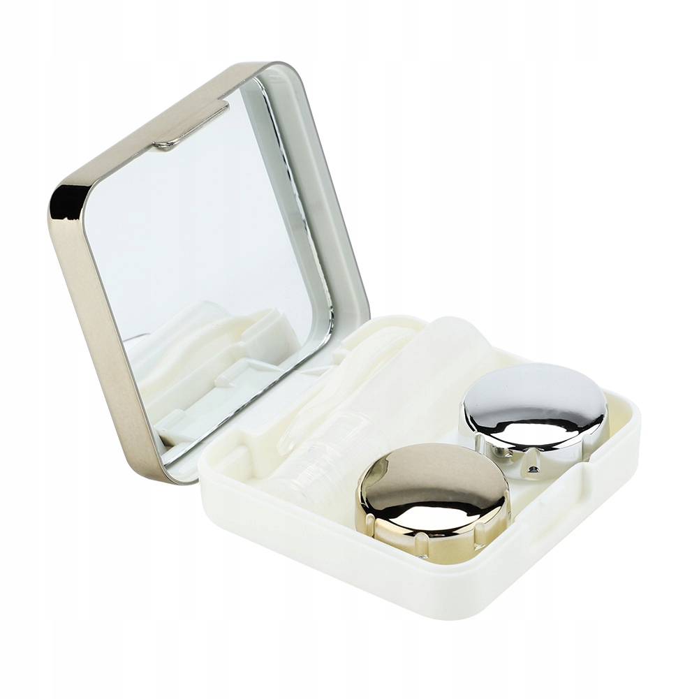 Pudełko na soczewki kontaktowe 9cm*2cm H63ha