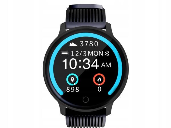 LENOVO Smartwatch HW10H BLAZE CZARNY