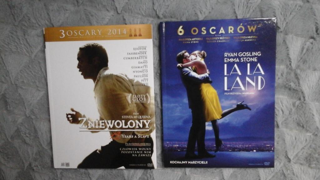 La La Land, Zniewolony OSKAROWE filmy dvd