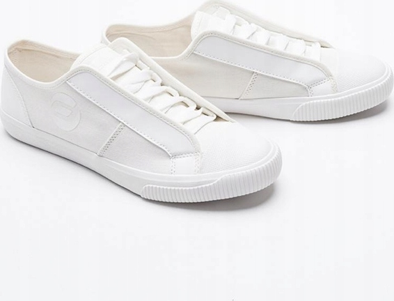 DIVERSE buty fiszner a off white trampki tenisówki