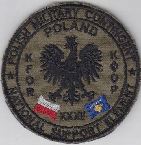 KFOR - Polski Kontyngent Wojskowy (03)