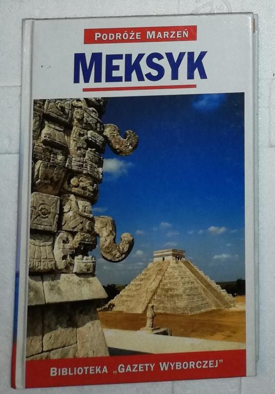 MEKSYK - Podróże Marzeń - biblioteka GW