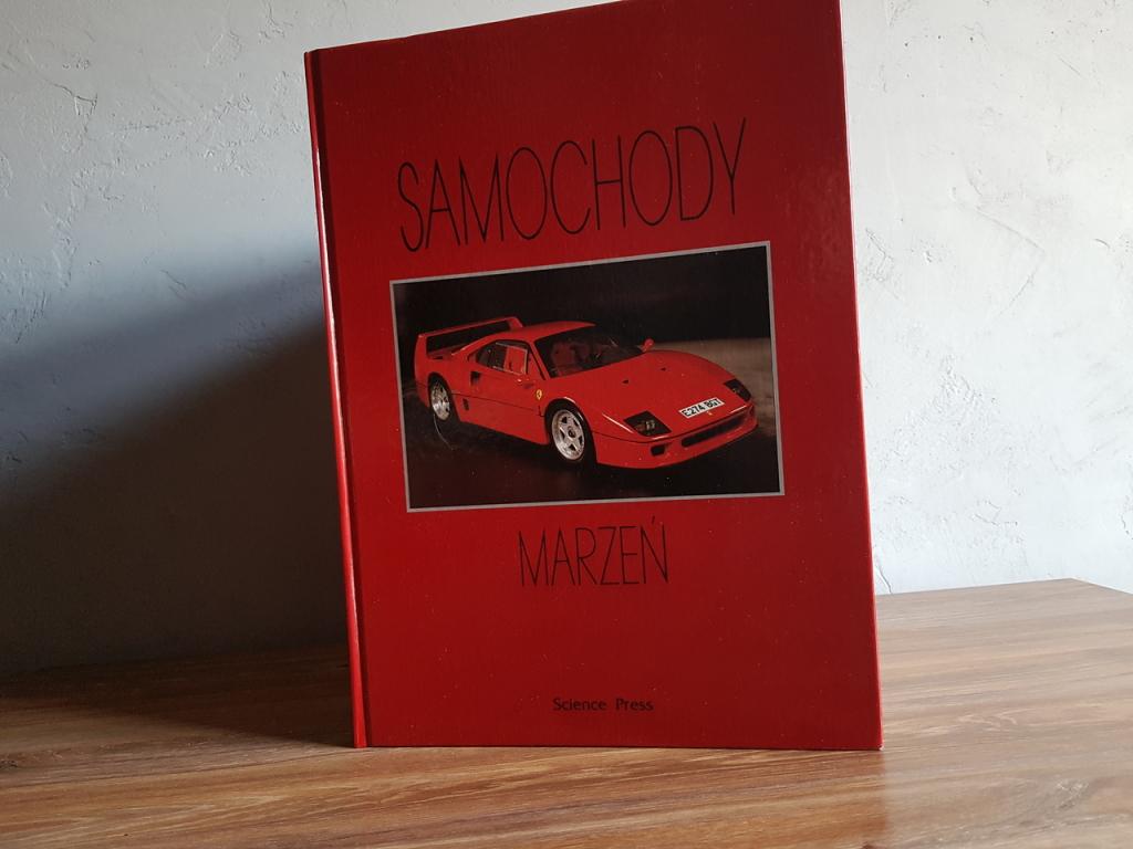 SAMOCHODY MARZEŃ K. Vose - Samochody Marzeń Album