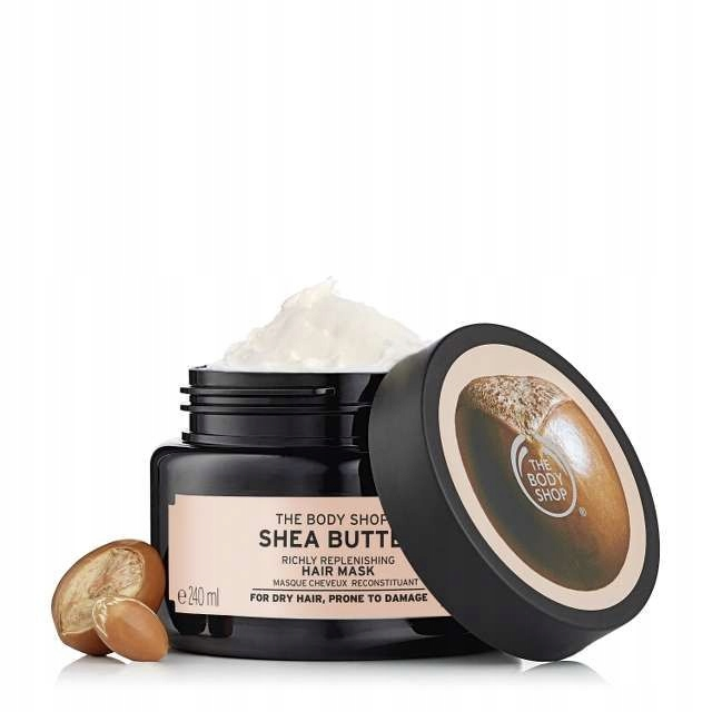 Maska do włosów SHEA The Body Shop