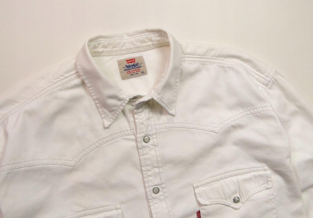 Koszula LEVIS 501 Jeans USA Original Dzinsowa