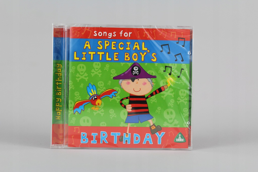Songs for Special Little Boy's Birthday NOWA