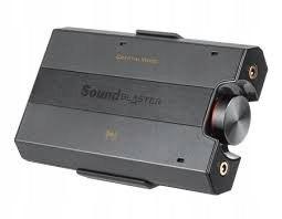Sound Blaster E5 wzmacniacz BT DAC