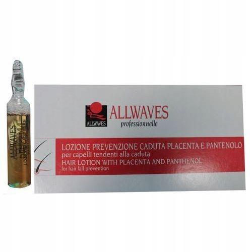 allwaves ampułki przeciw wypadaniu włosów