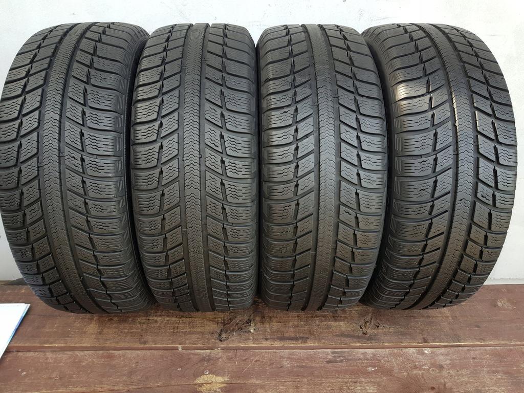 Opony Zimowe 205 55 R16 Michelin 7 6 5mm Cena Za 4 9162172684 Oficjalne Archiwum Allegro