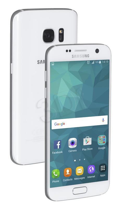 Smartphone Samsung Galaxy S7 32GB 5 1 perłowa biel