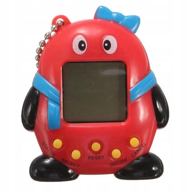 Zabawka Tamagotchi elektroniczna gra zwierzątko 16