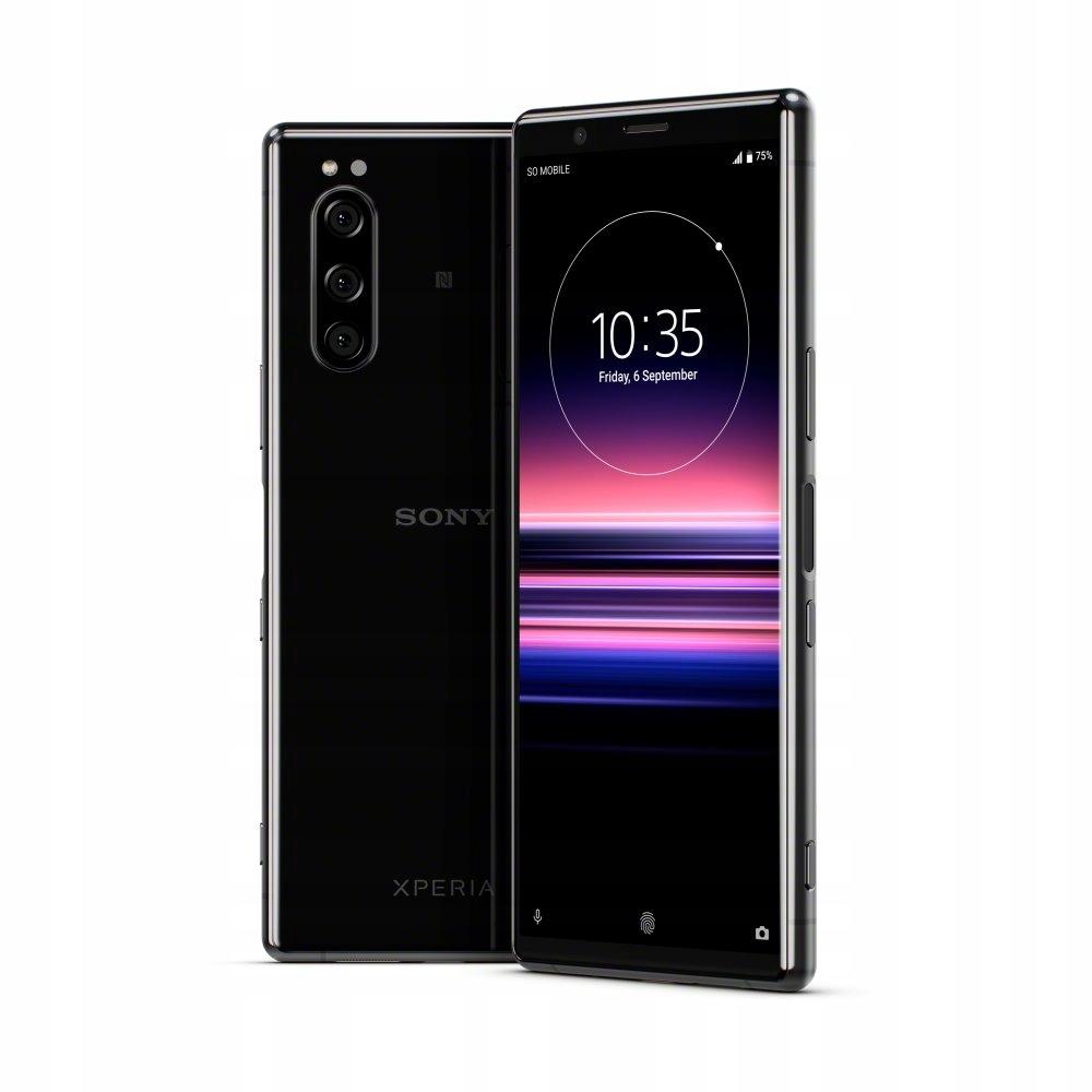 Sony Xperia 5 Dual SIM 6/128GB czarny BLACK