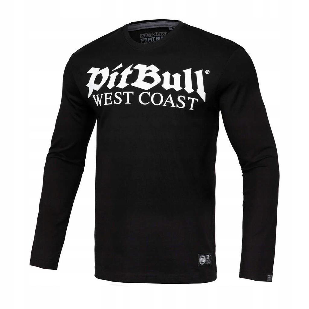 Pit Bull - Old Logo Longsleeve L