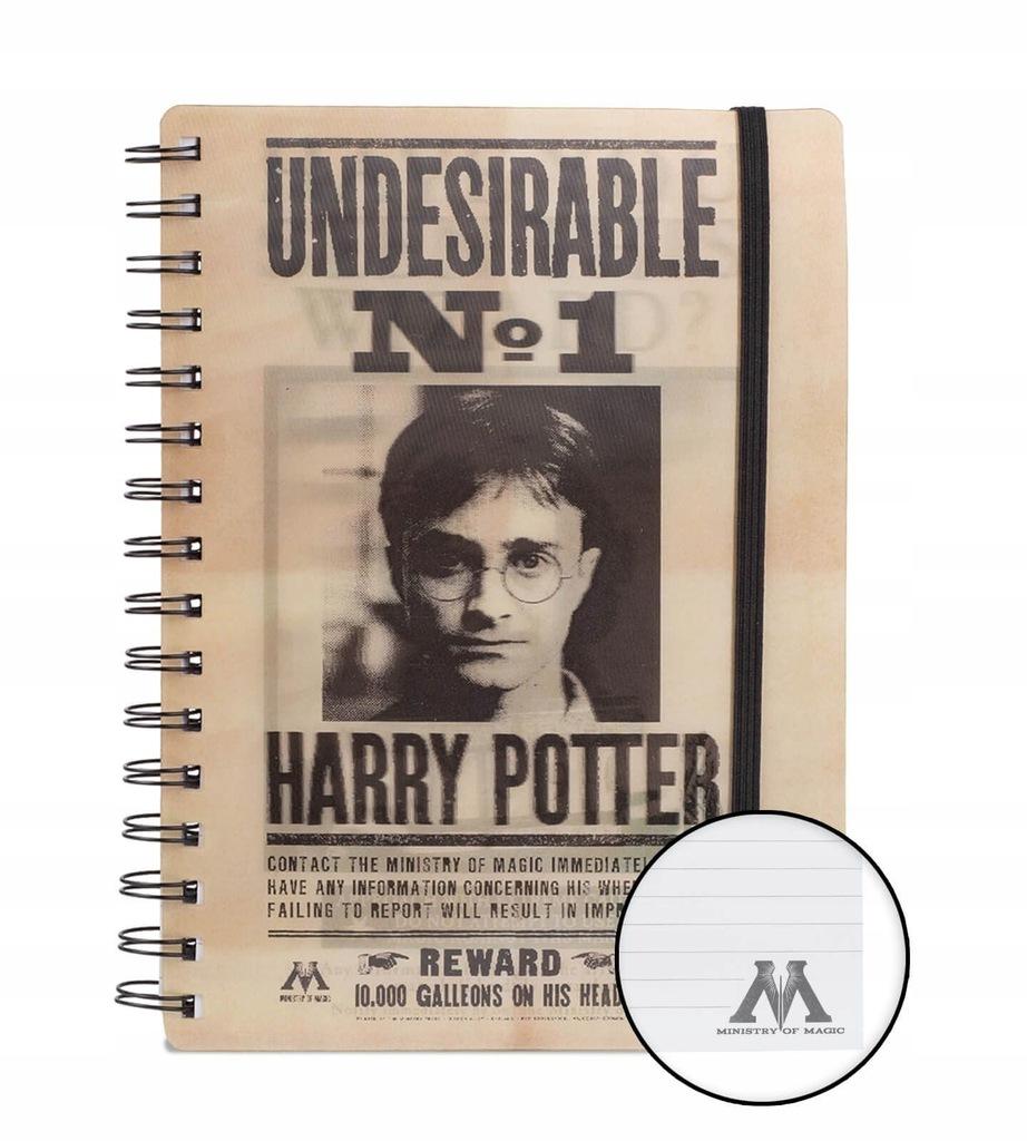 Harry Potter Sirius i Harry Notes Zeszyt A5 120k