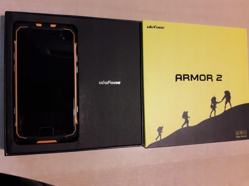 ULEFONE ARMOR 2 LTE 4G NFC IP68 6/64GB
