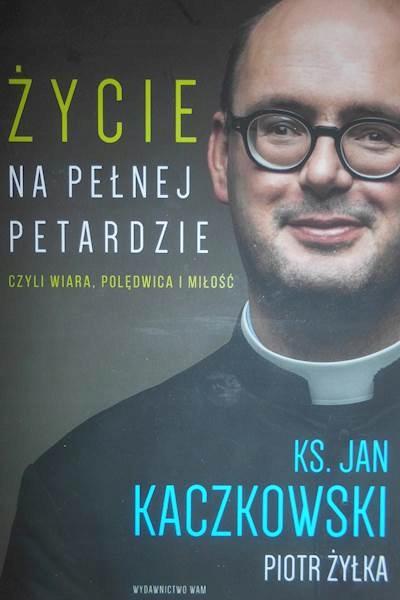 Życie na pełnej petardzie - Jan Kaczkowski