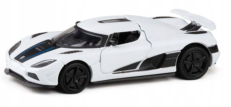 1 32 Koenigsegg Supercar Odlew Ze Stopu Model Auta 8847933061 Oficjalne Archiwum Allegro
