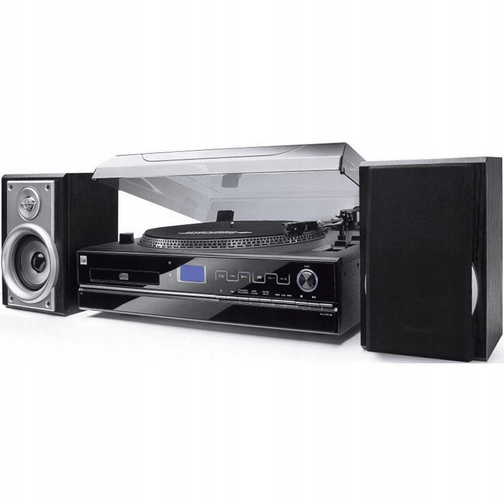 Gramofon Dual Nr-100 CZARNY LICYTACJA BCM