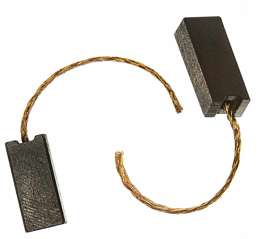 Szczotki dmuchawy wentylatora nawiewu 4x6x15mm.