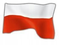 Flaga Polski 70x112