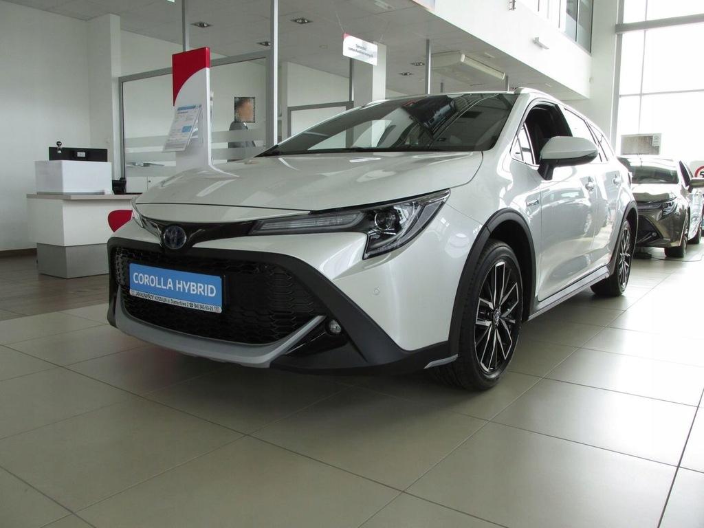 Toyota Corolla 1 8 Hybrid Trek Kombi Nowy 9362567773 Oficjalne Archiwum Allegro