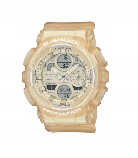 Zegarek CASIO G-SHOCK GMA-S140NC-7AER - PROMOCJA