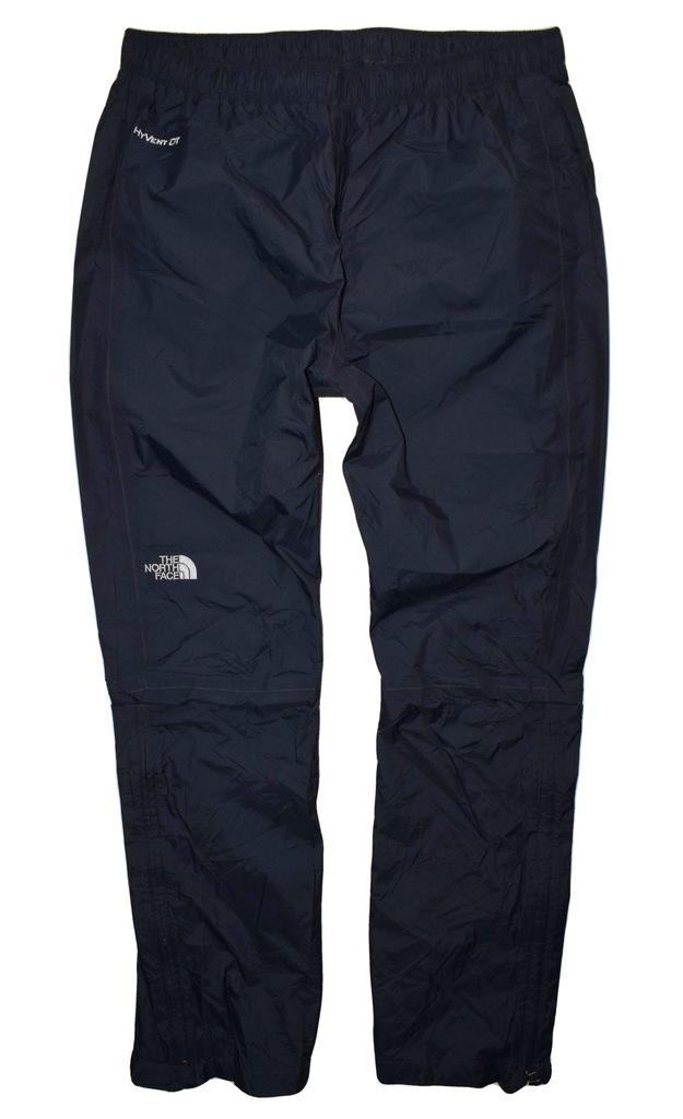 The North Face L/XL przeciwdeszczowe spodnie w gór