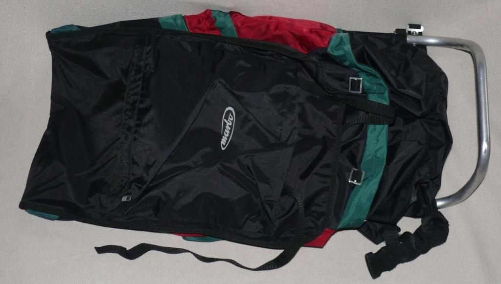 Plecak ze stelażem firmy MARBO
