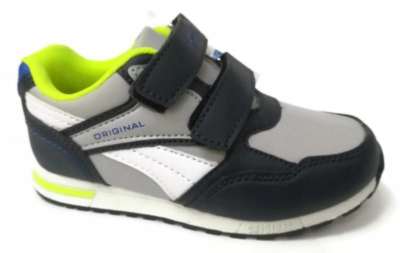 adidasy sportowe buty chłopięce r29 półbuty Wojtuś