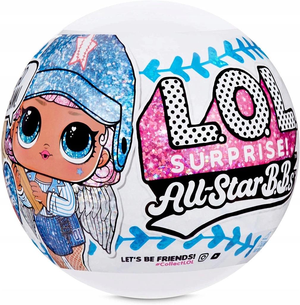 LALKA L.O.L SURPRISE All Star B.B.s. Sports