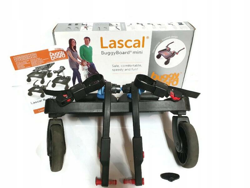 Dostawka platforma do wózka Lascal BuggyBoard