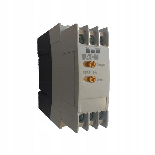 3X Przekaźnik czasowy ETR4-11-A 031882 Eaton
