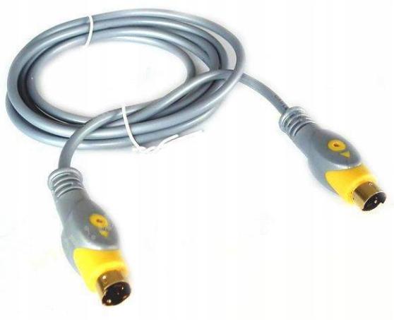 Przewód kabel SVHS - SVHS 3m S-video KPO3410-3