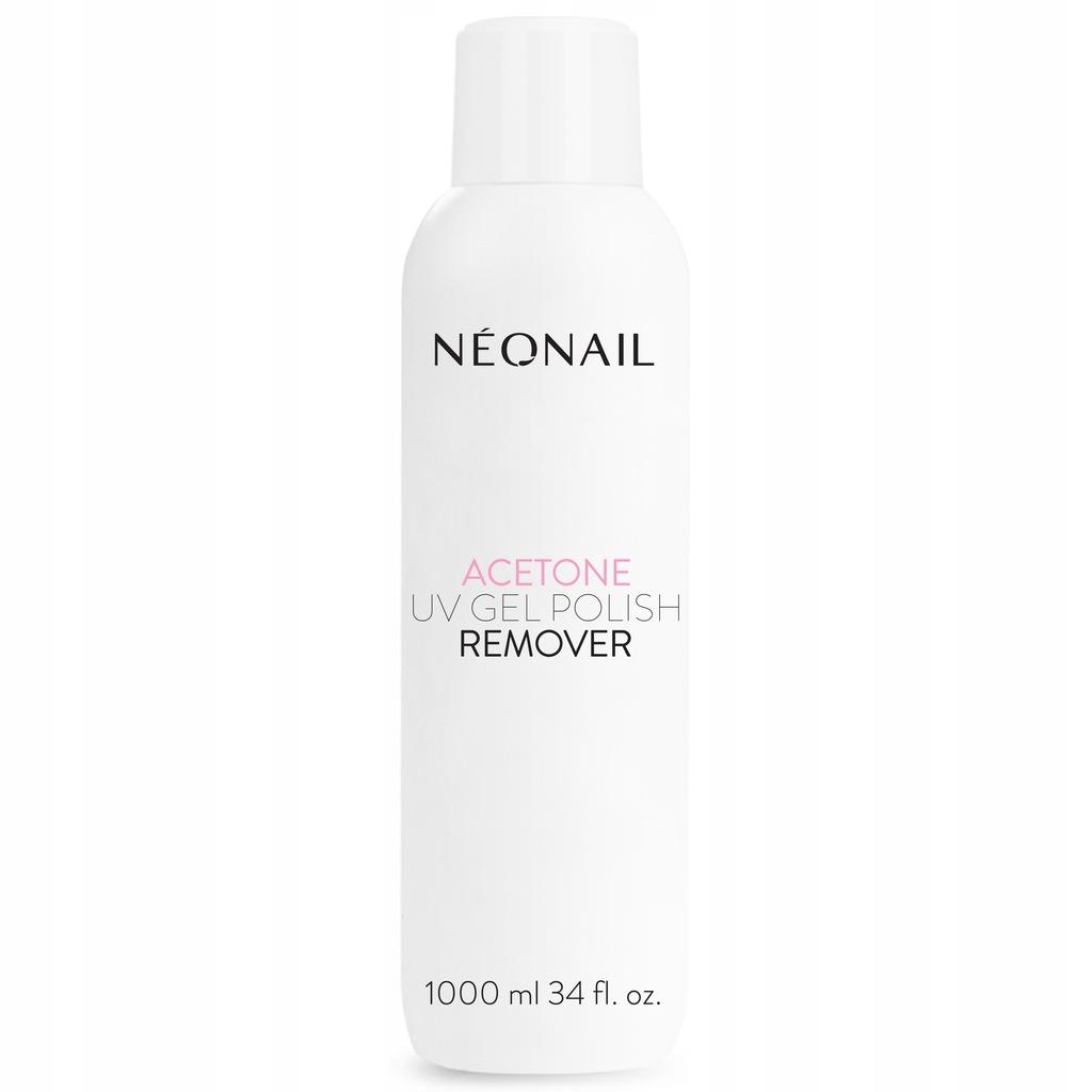 NeoNail Aceton Zmywacz Remover do hybryd 1000ml
