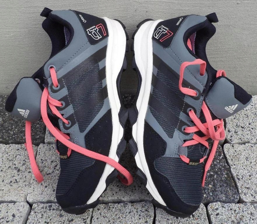 Adidas Buty biegowe Kanadia 7 TR GTX S80302 rozmiar 37 13
