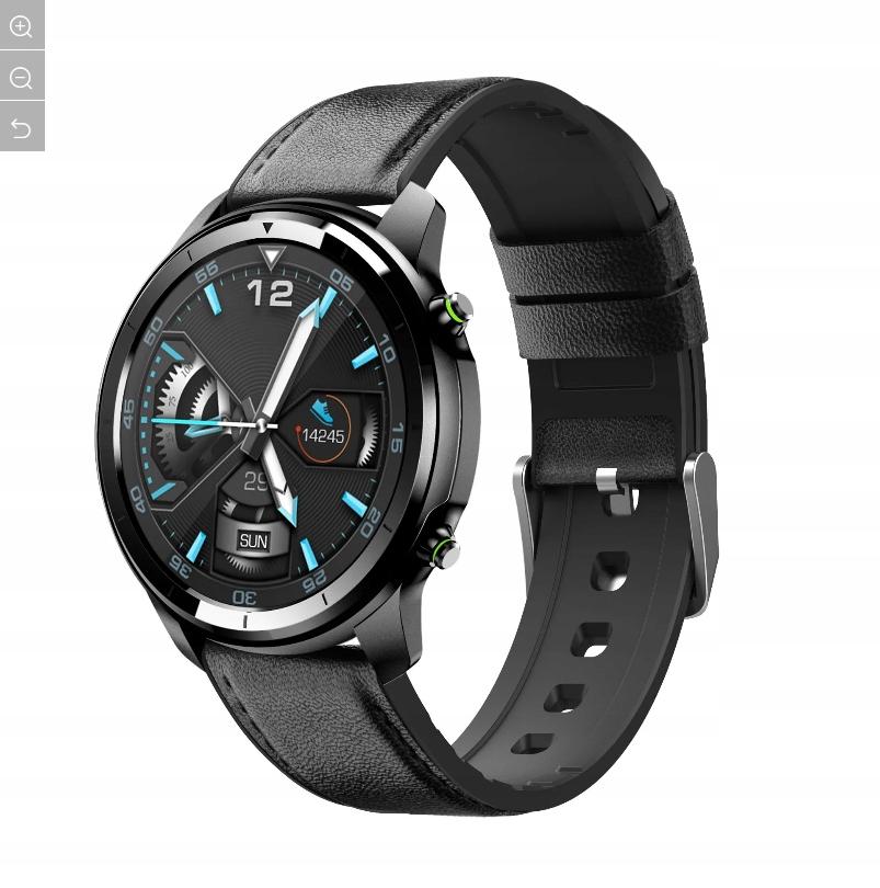 Smartwatch Inteligentny Zegarek Android iOS Męski